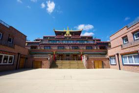 Video-Abend: Akong Rinpoche und Samye Ling