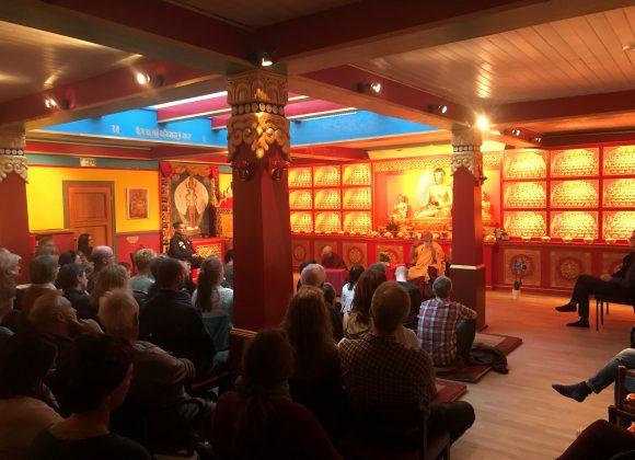 Vortrag mit Lama Yeshe