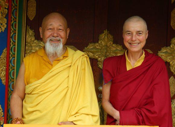 Samye Dzong daheim Nr. 11