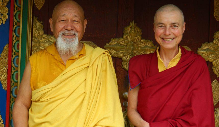 Samye Dzong daheim Nr. 13