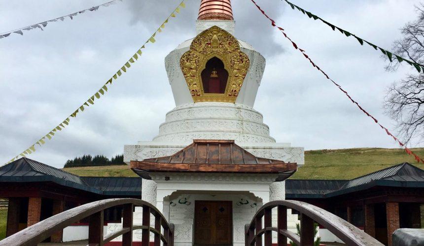 Samye Dzong daheim  Nr. 16